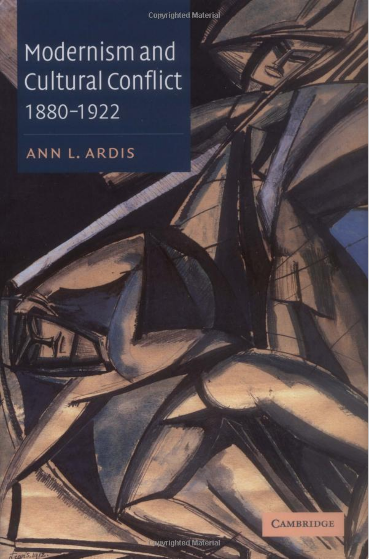 <i>Modernism and Cultural Conflict, 1880-1922</i> (PDF) cover image